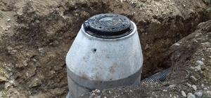 Cenkyeri Mahallesine ilave kanalizasyon hattı