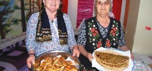 Mersin'de 'Doğadan Yörük sofrası yöresel tatlar yarışması' yapıldı