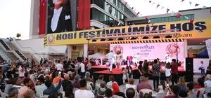 Konyaaltı Belediyesi 2. Hobi Festivali tamamlandı