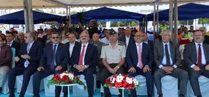 Antalya Emniyet Müdürlüğü yeni hizmet binasının temeli atıldı