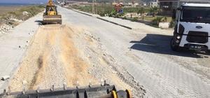 Samandağ'ın çehresi değişiyor