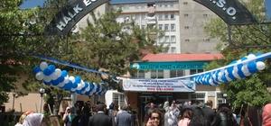 İpekyolu Halk Eğitim Merkezi Müdürlüğünden yılsonu sergisi