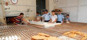 Şehitkamil zabıtasından Ramazan denetimi