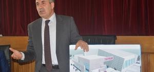 Başkan Aksoy esnafla bir araya geldi