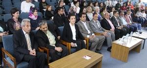 Elazığ'da engellilere seminer verildi