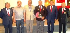 Azerbaycan Muharip Gazileri İstanbul'da