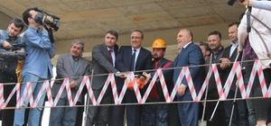 Başkan Karaçoban temel atma törenine katıldı