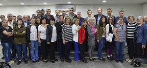 Başkan Ataç'tan Hayır Platformuna ziyaret