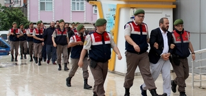 Ordu'da sahte içki operasyonu
