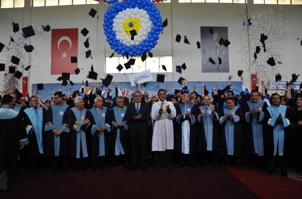 BEÜ Kdz. Ereğli MYO'da mezuniyet heyecanı