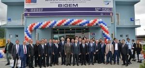 Bafra'da BİGEM açılışı