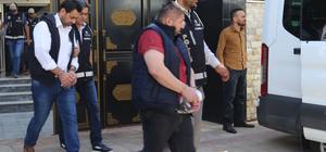 Hatay'daki silah kaçakçılığı operasyonu