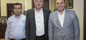 Başkan Zeydan Karalar'dan Demirspor'a 150 bin lira pirim