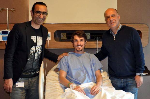 Sivasspor'da Tolgahan ve Ergin ameliyat edildi