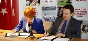 AGÜ ile KİGDER arasında 'Mentörlük Protokolü' imzalandı