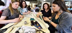 İzmirli kadınlara, 'ürün geliştirme ve tasarım atölyesi'