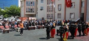 Ümraniye'de otizmli çocuklar için mezuniyet töreni düzenlendi