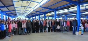 Osmaneli İlçe Milli Eğitim Müdürlüğü'nün yıl sonu etkinliği