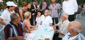 Bayraklı'da 6 noktaya iftar çadırı kurulacak
