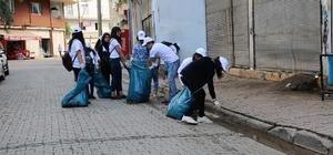 Cizre'de temizlik kampanyası başlatıldı