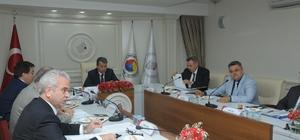 BEBKA mayıs ayı toplantısı Eskişehir'de geçekleştirildi