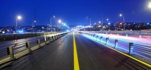 İstanbul'da trafiği aksatmayan 'taşımalı' asfalt çalışması