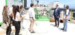 Manisa Büyükşehir çöpten elektrik üretecek