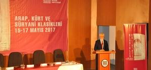 Mardin'de 'Uluslararası Klasikler Çalıştayı' düzenlendi