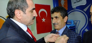 BTP Van İl Başkanı Gül, AK Parti'ye geçti