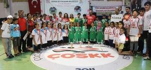 Adana'da spor dolu hafta sonu