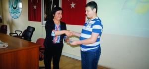 Öğrenciler bilgileriyle yarıştı