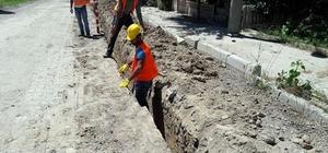 Edirne'nin İpsala ilçesi doğalgaza kavuşuyor