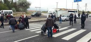 iğde'de trafik kazası: 3 yaralı