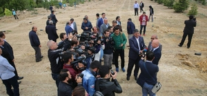 Başkan Çolakbayrakdar gazetecilere brifing verdi