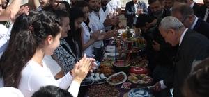 Bartın Üniversitesi Bilim, Kültür, Sanat, Spor Şenliği başladı