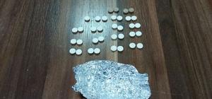 Uyuşturucu satıcısı son işinde yakalandı