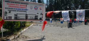 Dalaman'a Sivil Havacılık Yüksekokulu