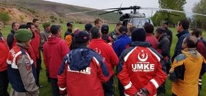 Demirkazık Dağı'nda kaybolan dağcının ölü bulunması