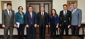 """Karaman'da """"Dünya Meteoroloji Günü"""" etkinlikleri"""