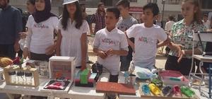 Nusaybin'de Dünya Çevre Günü etkinlikleri