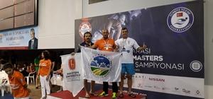 Sakarya Büyükşehirli yüzücüden Uluslararası Yüzme Şampiyonasında başarı