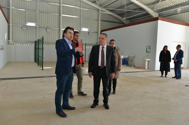 Antalya'nın onaylı tek atık getirme merkezi Konyaaltı'nda
