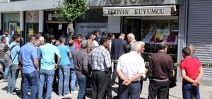 Gaziantep'te kuyumcu soygunu girişimi