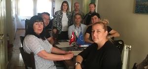 451 bin 837 euro hibe alan proje için ilk toplantı yapıldı