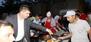 Burdur Belediyesinden ramazan şöleni