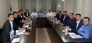 Başkan Kayda'dan Belediyespor'a tebrik