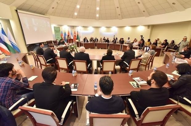 TKÜUGD Türk Dünyasının öncüleri konferansına katıldı