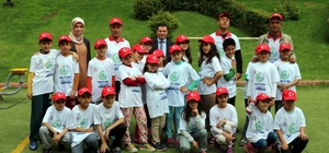 Yozgat'ta 'Lider Çocuk Tarım Kampı' tamamlandı