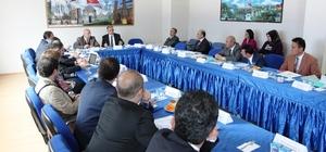 ASKOM toplantısı Erzurum'da yapıldı