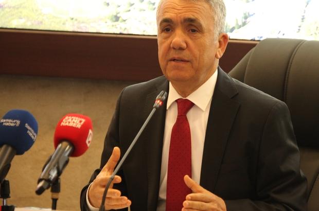 OMÜ Rektörü Prof. Dr. Bilgiç:
